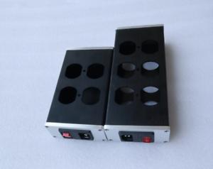 DIY HIFI Aluminum chassis US standard Power Strip case  PSU cox       L6-56