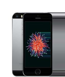 Smartphone Apple iPhone SE - 64 Go - Gris Sidéral