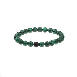 8mm-Natural-Stone-Malachite-Beads-Yoga-Reiki-Charm-Bracelets-Valentines-Gifts