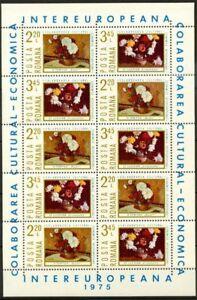 Romania-1975-SG-MS4136-Minifoglio-100