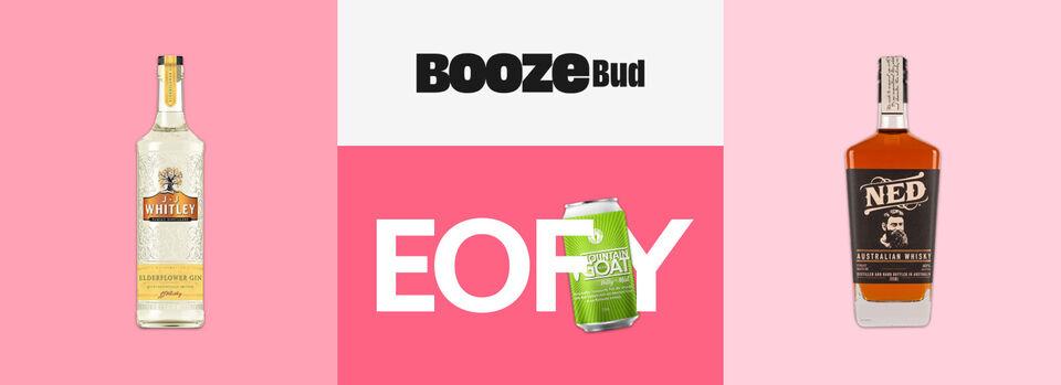 Use code BUDSAVE - Cheers! 15%* off BoozeBud