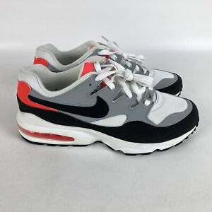 Details about Nike Air Max 94 Running Shoes Men's Size 8 White 747997 006