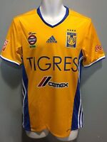Tigres Jersey Adidas 2016-2017 Seleccion Men Size Usa Seller Fast Shipping