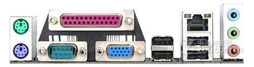 I//O Shield For backplate GIGABYTE GA-G41MT-D3 Motherboard Backplate IO