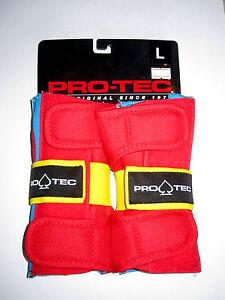 Pro-Tec-Street-Wrist-Handgelenkschoner-Retro-Protec-Protektoren-Schutzbekleidung