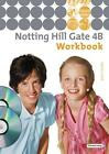 Notting Hill Gate 4 B. Workbook mit CD-ROM Multimedia-Sprachtrainer und Audio-CD von Christoph Edelhoff (2010, Geheftet)