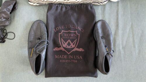 Crown Dance Shoes Latin Mens 9.5 Womans 7.5