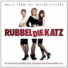 RUBBELDIEKATZ  CD SOUNDTRACK THE BOSSHOSS CARO EMERALD LMFAO REA GARVEY UVM NEU