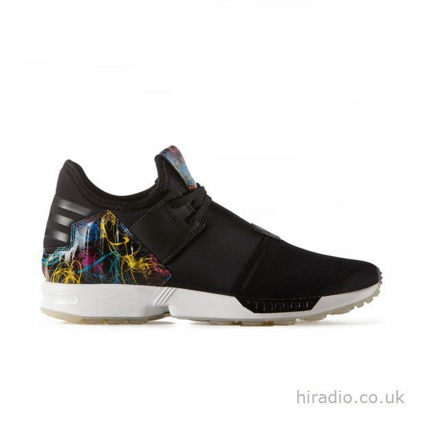 ADIDAS ORIGINALS UNISEX ZX FLUX PLUS TRAINERS S79057 uk size 6