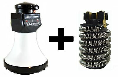 ELECTRIC SHOWER HEAD INSTANT HOT WATER HEATER CORONA 120V.//4000W Original