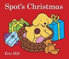 Spot's Christmas Board Book by Eric Hill 9780399243202
