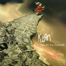Korn Follow The Leader 2 LP Urban Outfitters Excl 20th Annivers Gold Vinyl Ltd