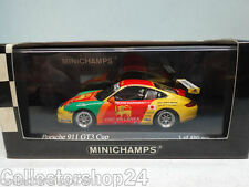 Minichamps : PORSCHE 911 GT3 Cup - DILANTHA MALAGAMUWA - 400076406