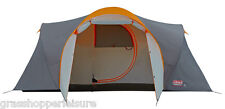 COLEMAN CORTES 6 PLUS TENT camping person man expedition bright coloured family