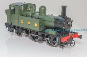Dapol-7S-006-020-Gauge-O-Class-14xx-0-4-2-Tank-loco-Auto-fitted-1432-GWR