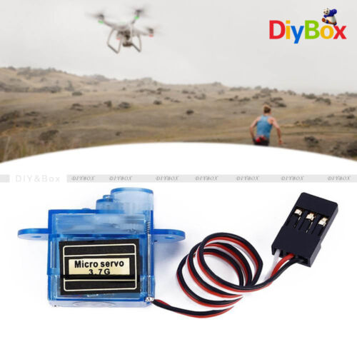Tiny Micro Nano Servo 3.7g For RC Airplane Helicopter Drone Boat For Arduino