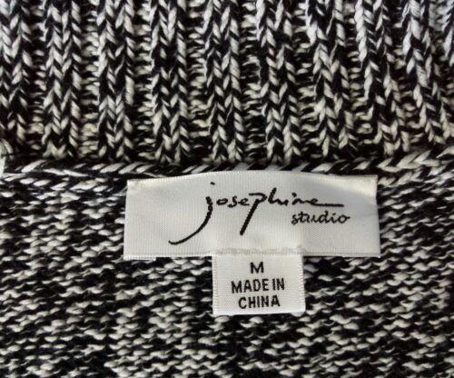 59 Josephine M Black 39371899098 Studio Festa Womens White Sweater Party Nuovo Medium nqTxRv0wT