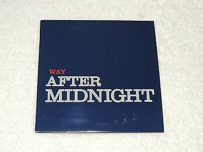 Jerry Garcia Band - Way After Midnight Bonus Disc!  Brand New, Never Played!!