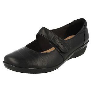 Ladies Clarks Everlay Kennon Leather