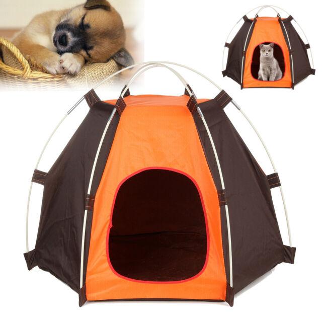 Cat Pet Small Animal Enclosure ABO Gear Happy Habitat Pop Up Mesh Tent Outdoor