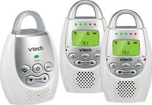 VTech - Audio Baby Monitor (2-Unit) - White