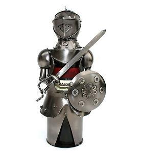 Knight Métal Porte Bouteille à Vin Ebay