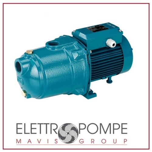 Pompa Monofase Autodescante da 1 HP NGL Autoclave Elettropompa CALPEDA NGLM 4