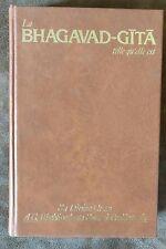 La Bhagavad-Gita telle qu'elle est / Edition abrégée (1977)