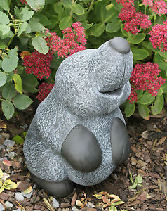 Statue De Pierre Taupe D Ornement Jardin Sculpture D Animal
