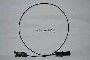 oxygen o sensor extension wiring harness gm chevy tpi image is loading oxygen o2 sensor extension 24 034 wiring harness