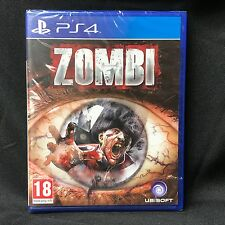 Zombi (PlayStation 4) Physical Copy / Region Free / PAL Version
