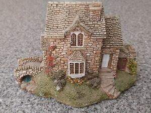 "Vintage 1989 Lilliput Lane Collectors Cottages ""Helmere Cottage"""
