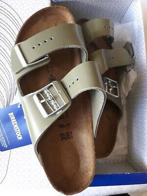 8.5 Leather Birkenstock \