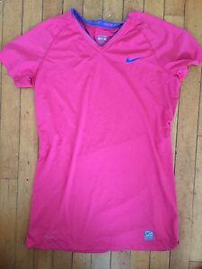 Barely Worn! L Beautiful Nike Pink Atheltic T-shirt
