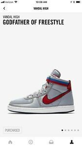 san francisco e9146 446d4 Image is loading Nike-Vandal-high-supreme-size-13