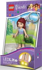Lego Friends Mia Keychain Light 2.75 Inch for Backpacks Keychains Girls