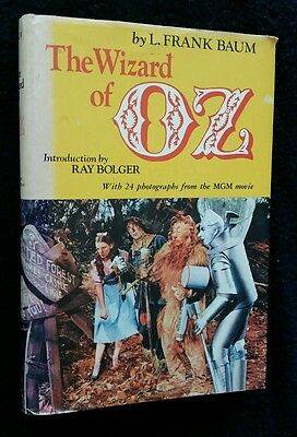 With 24 Photographs From The Mgm Movie The Wizard Of Oz Sinnvoll L Frank Baum 1978