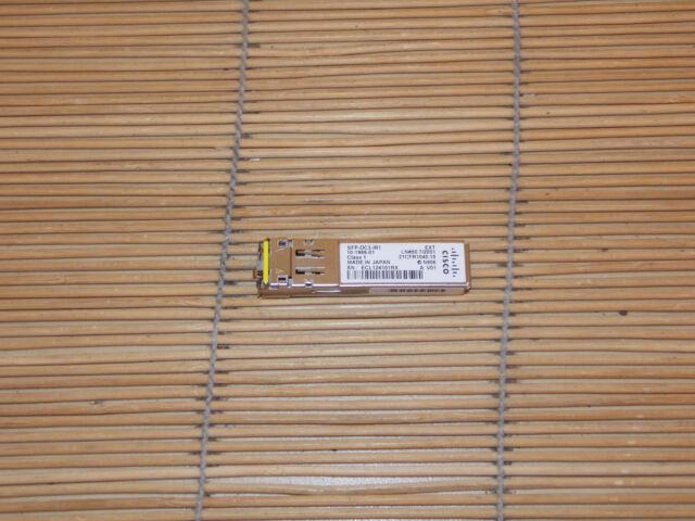 Cisco-EXCELIGHT SFP-OC3-IR1 OC-3/STM-1 15km 1310-nm SFP Mini-GBIC V01 10-1966-01