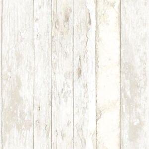 Vliestapete antik holz rustikal verwittert beige braun - Tapete rustikal ...