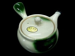 Japanese-Tea-Pot-Tokoname-yaki-Kyusu-360ml-White