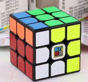 MoFang-JiaoShi-MF3RS-3-Layers-Magic-Cube-3x3x3-Rubik-039-s-Cube-BLACK-BODY