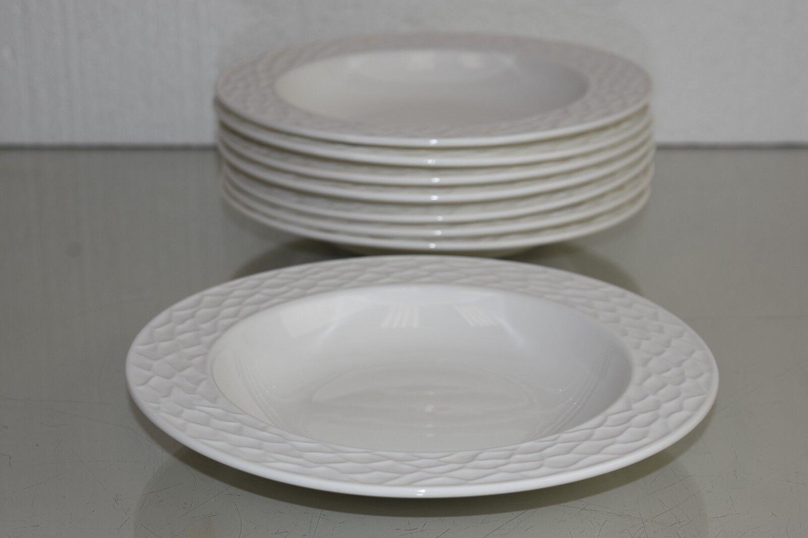NEW Lenox damen Karan DEVORE 40 40 40 Pc for 8  Dinner Accent Plate Soup Bowl Cup Sauc 0ddb83