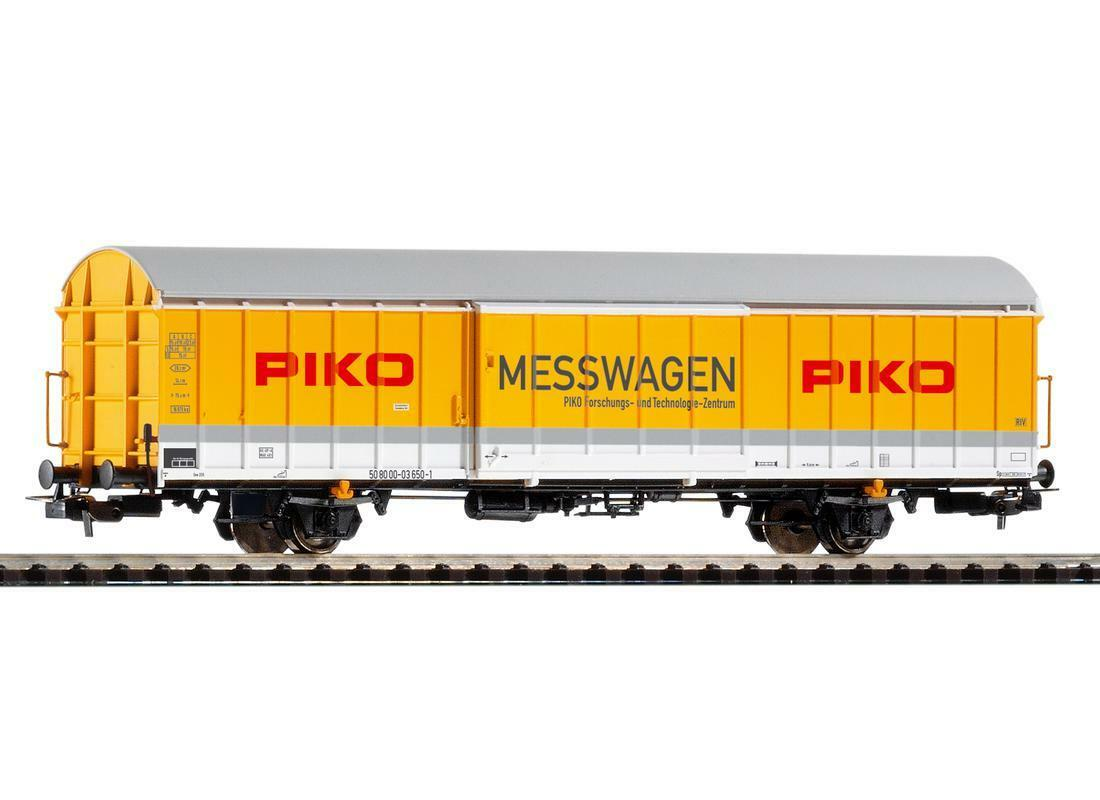 PIKO 55050 messwagen analogico digitale per AC e e e DC impianti DB Merce Nuova 68f35f