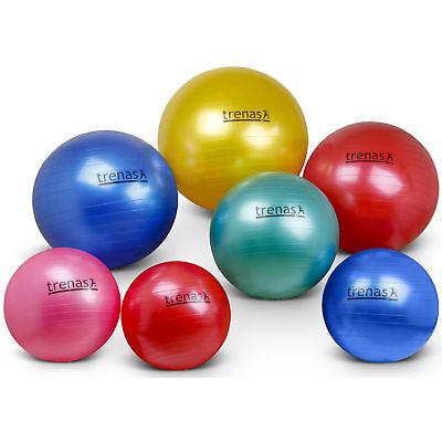 Kenntnisreich Trenas Antiburst Gymnastikball - Sitzball Bis 450 Kg - 45 - 55 - 65 - 75 - 85 Cm