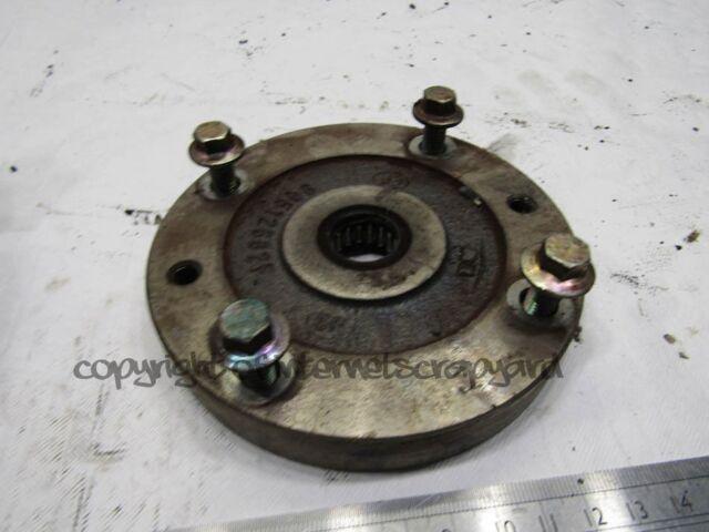 JEEP CHEROKEE XJ 2.5 TD 84-01 VM 425OHV Volant d'inertie Roulement Plaque + Boulons