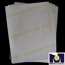 NEENAH TECHNI PRINT EZP LASER HEAT TRANSFER PAPER 25 8.5 X 11