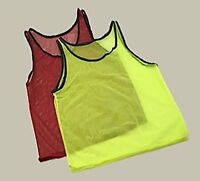 Youth Practice Sports Jerseys Scrimmage Vest For Children Soccer Team Pinnies