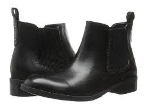 Clarks Bottines Chelsea Pita Sedona en cuir noir UK 4.5