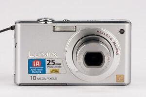 Panasonic-LUMIX-dmc-fx37-Fotocamera-Digitale-Fotocamera-Compatta-fotocamera