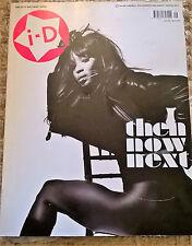 i-D magazine #308 30th BIRTHDAY Pre-Fall 2010 NAOMI CAMPBELL Lady Gaga KATE MOSS